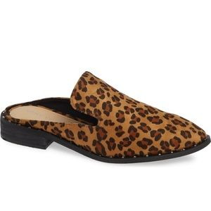 Very Volatile leopard loafer